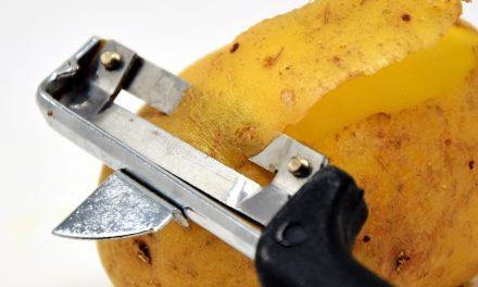 Krumplipucolás